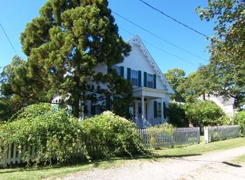 #181  Martha's Vineyard vacation rental built in 1879 - Image 1 - Edgartown - rentals