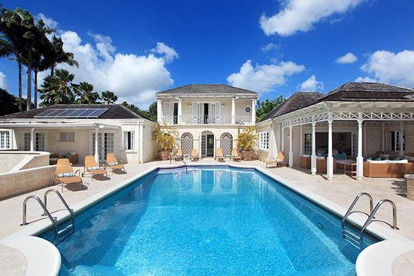 This classically elegant Georgian- style villa's exquisite grounds are adorned with orchids and tropical flowers. RL ARA - Image 1 - Barbados - rentals