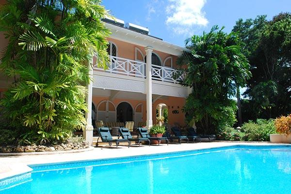 Located on the exclusive Sandy Lane Estate, the second floor of this villa houses a minstrel's gallery. RL DEN - Image 1 - Barbados - rentals