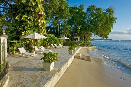 Opulent haven Mango Bay with lush private beach, open-air loggia, pool & staff - Image 1 - The Garden - rentals