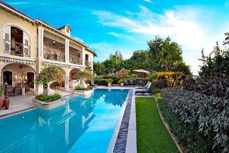 Bonavista with sublime sea views, Platinum Coast beach access, pool & wet bar - Image 1 - Saint Peter - rentals