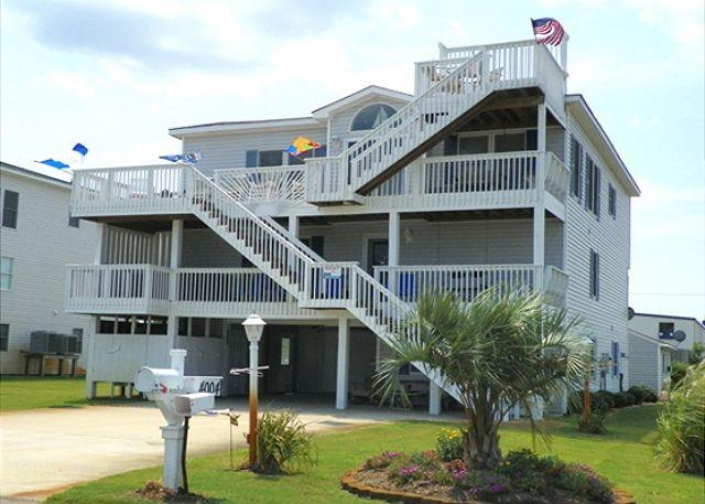 KH4004- PARADISE (Formerly Barnes II) - KH4004- PARADISE (Formerly Barnes II) - Outer Banks - rentals