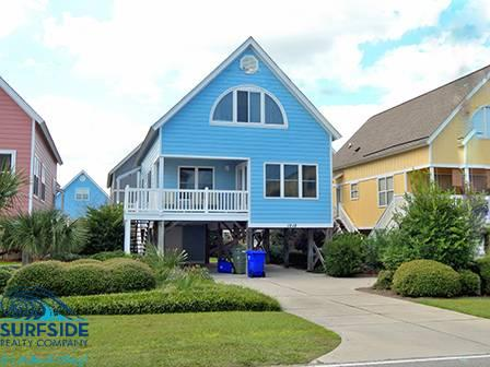 Sea Bridge 1018 - Image 1 - Surfside Beach - rentals