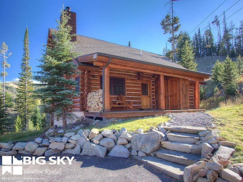 Powder Ridge Red Cloud 1C (Cabin 1C) - Image 1 - Big Sky - rentals