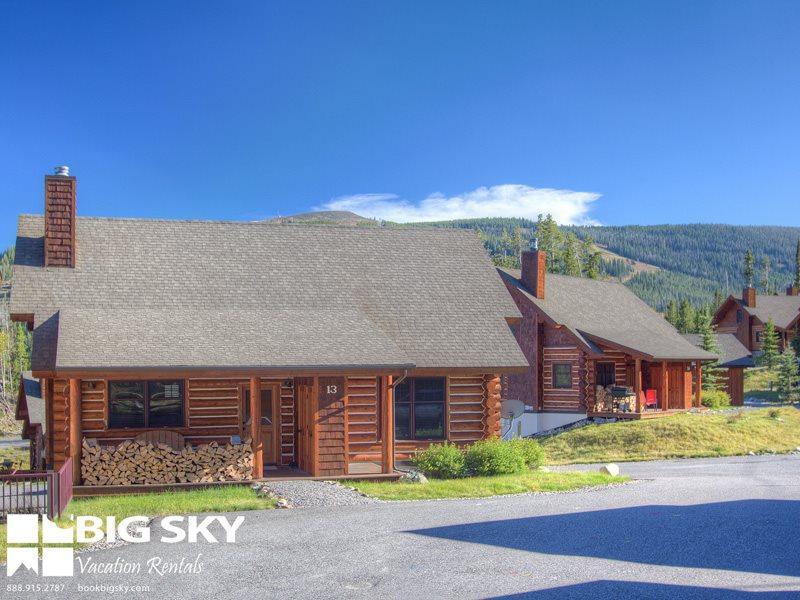 Powder Ridge Red Cloud 9A (Cabin 9A) - Image 1 - Big Sky - rentals
