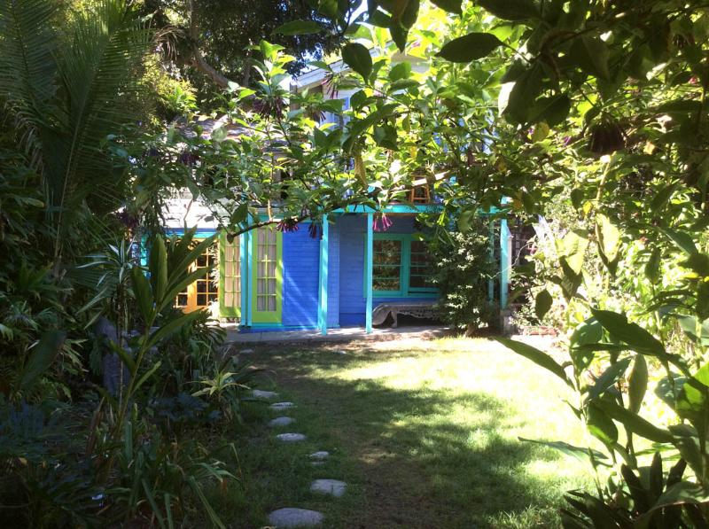 House from the garden - Hollywood Hills Tropical Paradise - Los Angeles - rentals