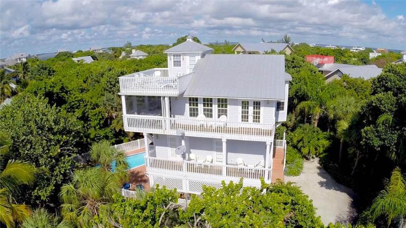 134-The Silver Seashell - Image 1 - North Captiva Island - rentals