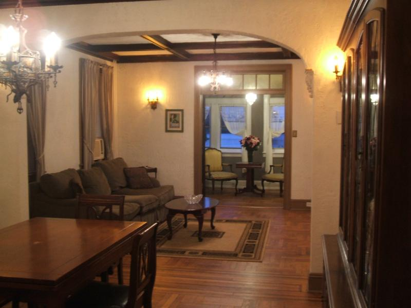 Dining Room - Fully Furnished 2BR - City/Water View; Zen Garden - Union City - rentals
