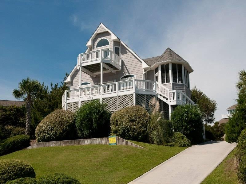Ocean's Grace - Image 1 - Emerald Isle - rentals