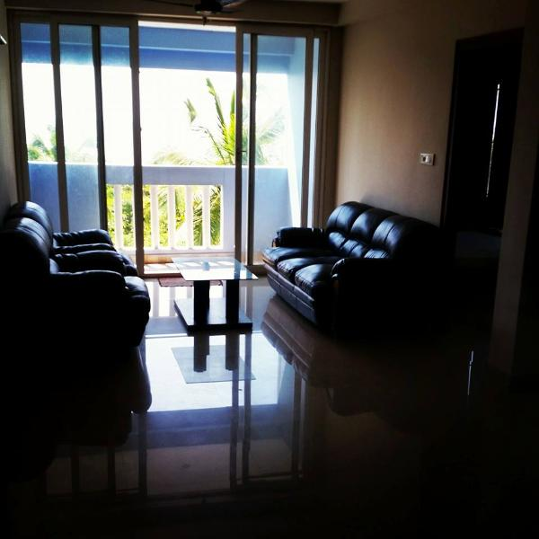 Living - Beach Facing Luxury Apartment - Condo - Kannur - rentals