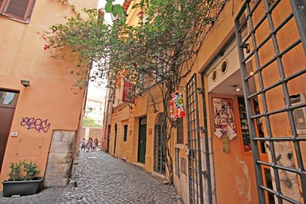 CR655e - Studio Apartment Campo de Fiori - Image 1 - Rome - rentals