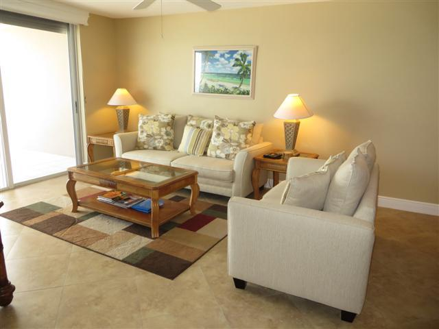 Living Area - Som 609 - Somerset - Marco Island - rentals