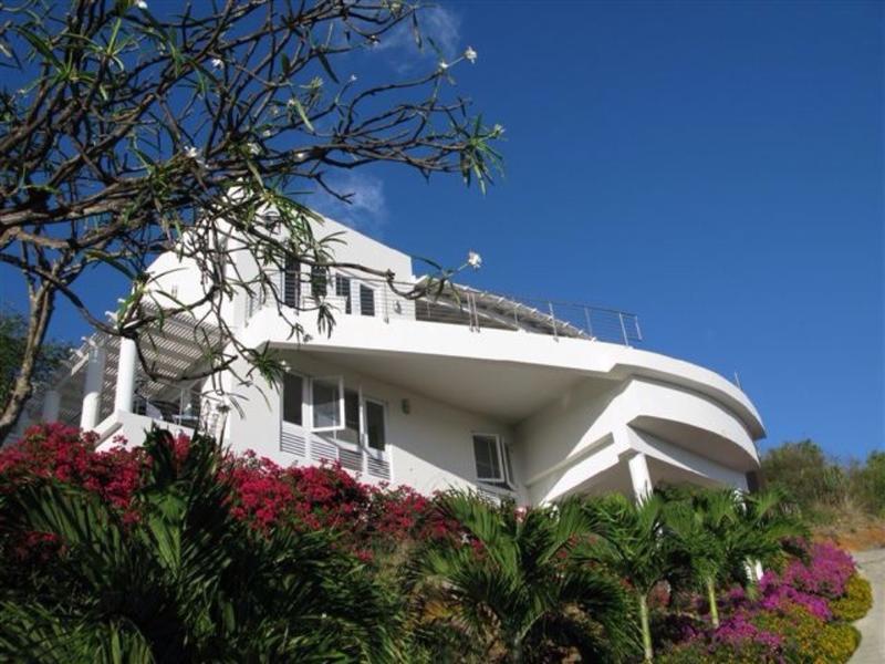 Palms at Morningstar at Estate Bakkero, St. Thomas - Ocean View, Pool - Image 1 - Frenchman's Bay - rentals