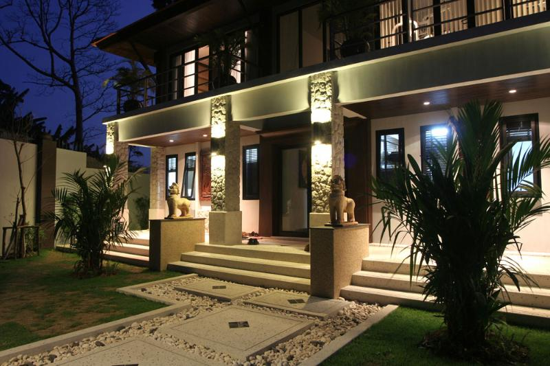 Kalimat 4 - Stunning Thai Style 4Bed in North Patong - Image 1 - Patong - rentals