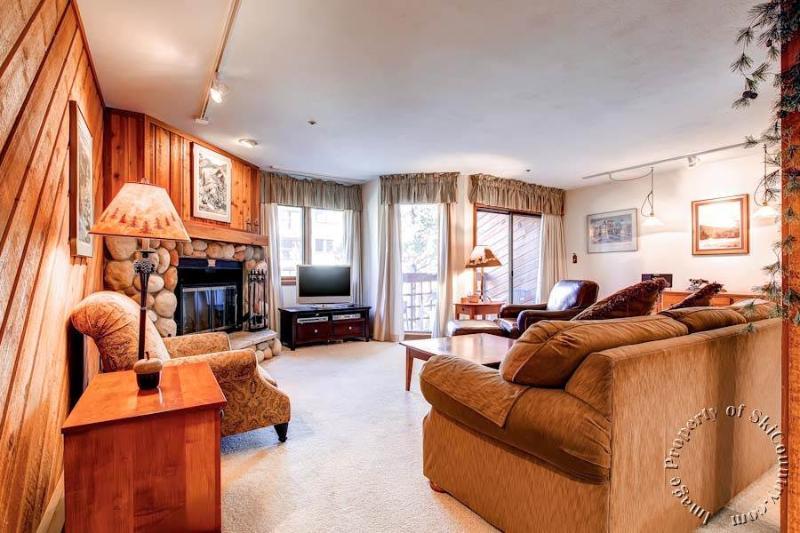 Cimarron Condos C108 by Ski Country Resorts - Image 1 - Breckenridge - rentals