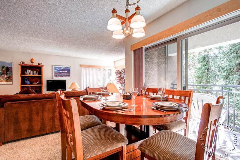 Powderhorn Condos C204 by Ski Country Resorts - Image 1 - Breckenridge - rentals