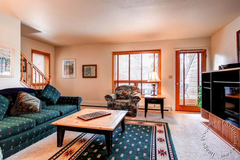 Pine Creek Townhomes D by Ski Country Resorts - Image 1 - Breckenridge - rentals