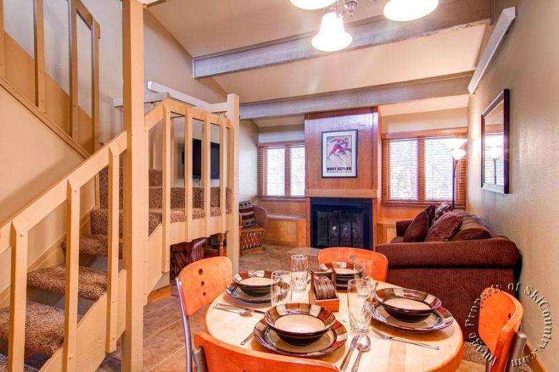 The Retreat Condos 3 by Ski Country Resorts - Image 1 - Breckenridge - rentals