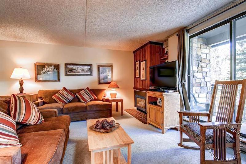 Trails End Condos 203 by Ski Country Resorts - Image 1 - Breckenridge - rentals