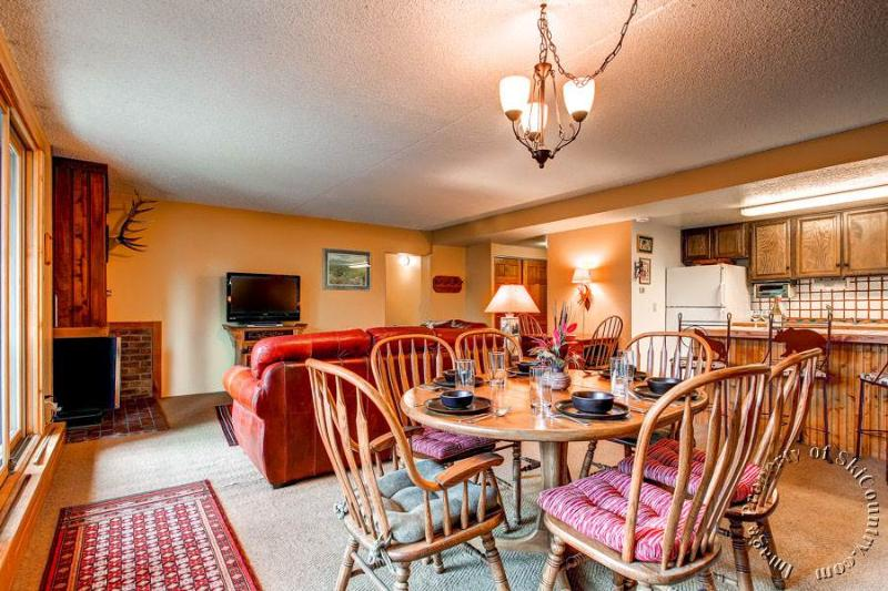 Trails End Condos 304 by Ski Country Resorts - Image 1 - Breckenridge - rentals