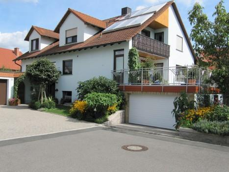 Vacation Apartment in Zapfendorf - relaxed feel, beautiful backyard (# 1129) #1129 - Vacation Apartment in Zapfendorf - relaxed feel, beautiful backyard (# 1129) - Zapfendorf - rentals