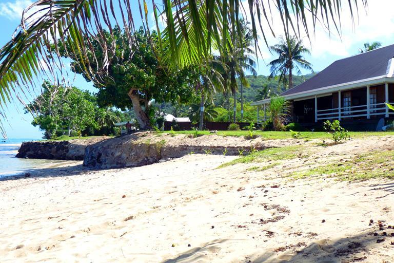 Fare Tianina - MOOREA - White Sand Beach - Image 1 - Haapiti - rentals