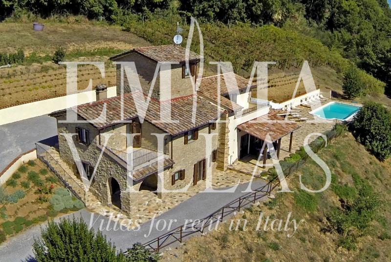 Il Casale di Greta 10+2 - Image 1 - Cortona - rentals