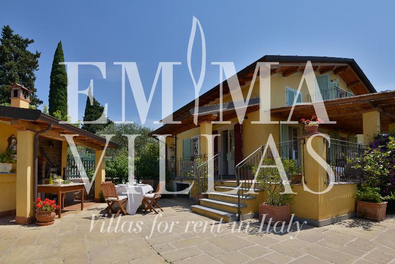 Villa Al Campisano 7+1 - Image 1 - Lucca - rentals