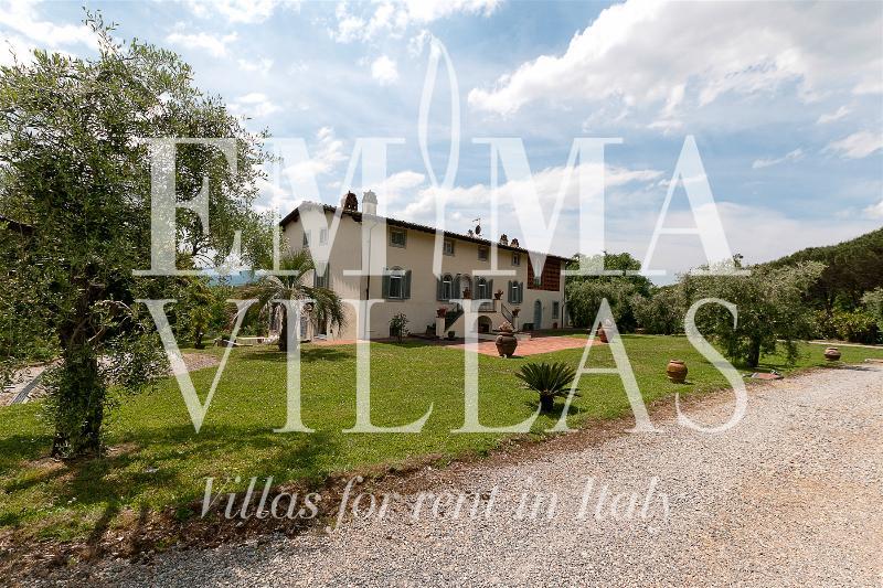 Villa Alida 12 - Image 1 - Lucca - rentals