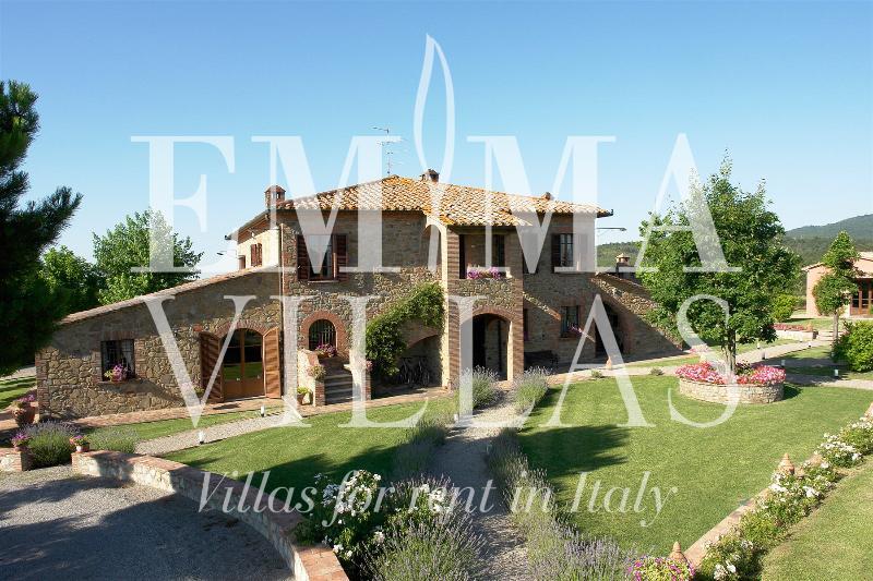 Villa Augusto 10 - Image 1 - Perugia - rentals