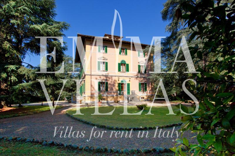 Villa Clerici Bernetti 22+2 - Image 1 - Arezzo - rentals