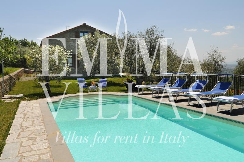 Villa Fabi 6+2 - Image 1 - Cortona - rentals