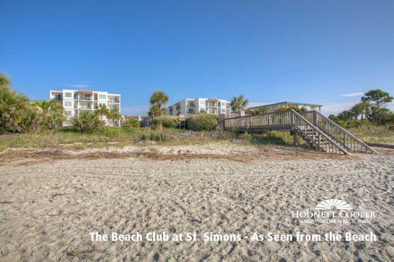Hodnett-Cooper-St-Simons-Beach-Club-Beach.jpg - Beach Club #125 - Saint Simons Island - rentals