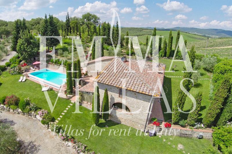 Lo Spicchio 6 - Image 1 - Tuscany - rentals
