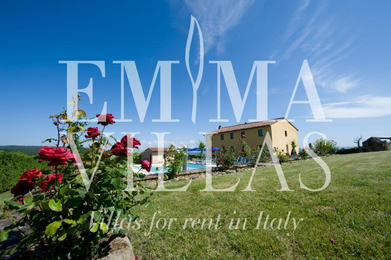 Villa Il Caggio 16+2 - Image 1 - San Gimignano - rentals