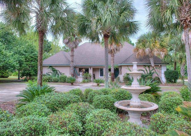 Front of Home - Large 4 bedroom Sandestin Home Available Now! Free Shuttle Included! - Sandestin - rentals
