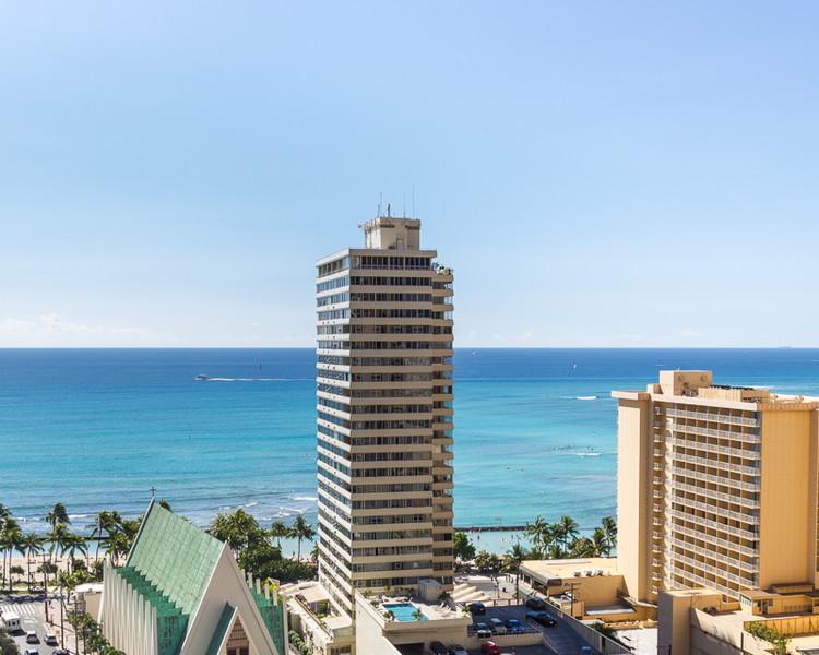 Waikiki Banyan - Waikiki Banyan Tower 1 Suite 2214 - Waikiki - rentals