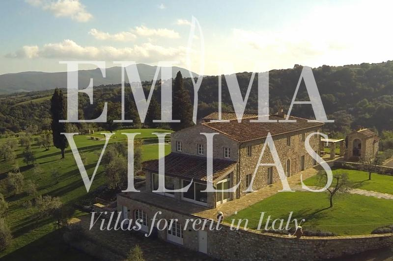 Villa Panorama 14 - Image 1 - Volterra - rentals