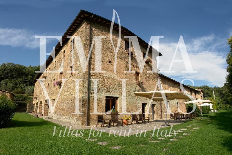 Convento dei Cappuccini 20+4 - Image 1 - Montalcino - rentals