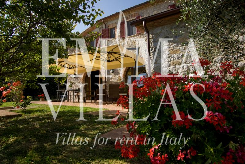 Villa Santa Maria 13 - Image 1 - Siena - rentals