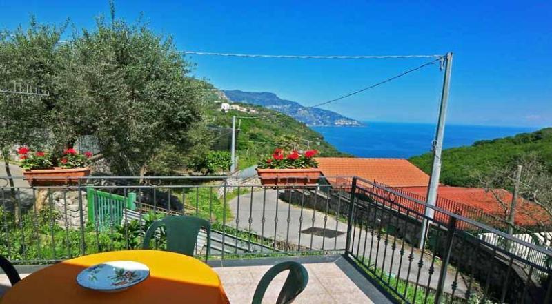 Mirko terrace - MIRKO - 1 BEDROOM - SLEEPS 3 - SEA VIEW - TERRACE - Sant'Agnello - rentals