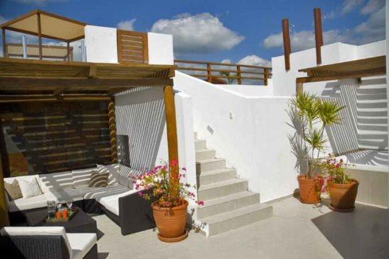 Penthouse Casa del Mar El Cielo rooftop - Vacation rentals Playa del Carmen - Casa del Mar PH El Cielo - Playa del Carmen - rentals