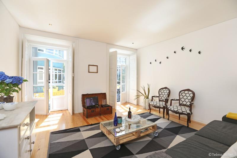 Living Room - My Lisbon Apartment - downtown - Lisbon - rentals