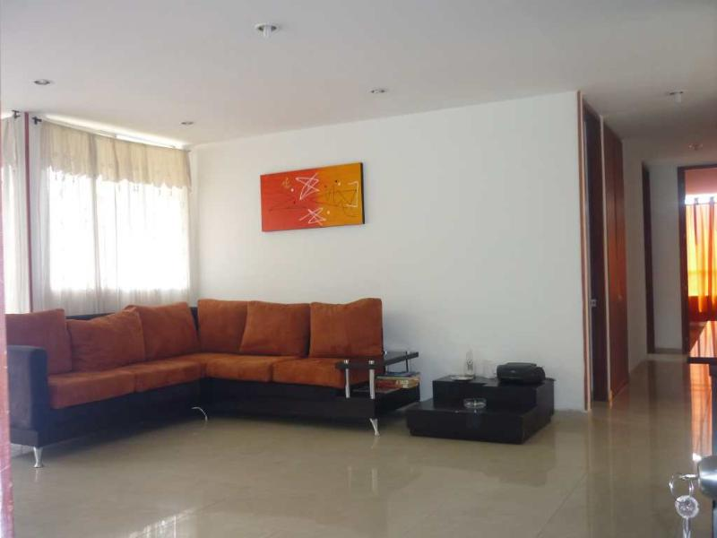 3 bedroom apartment pool, great location  poblado - Image 1 - Medellin - rentals