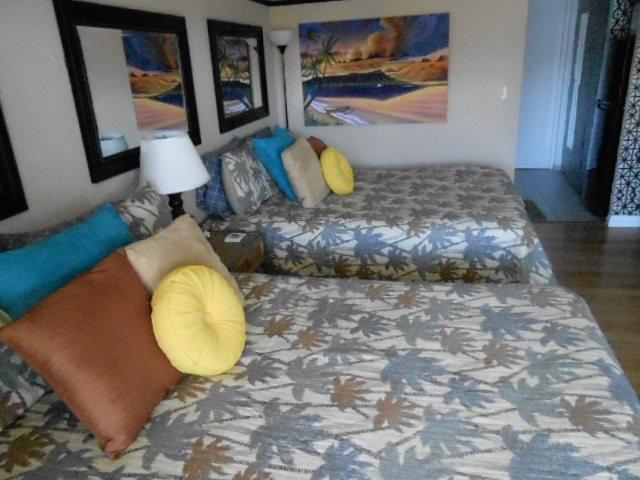 queen beds - Great Waikiki Views! Studio 2 BDS, Ocean View 2119 - Honolulu - rentals