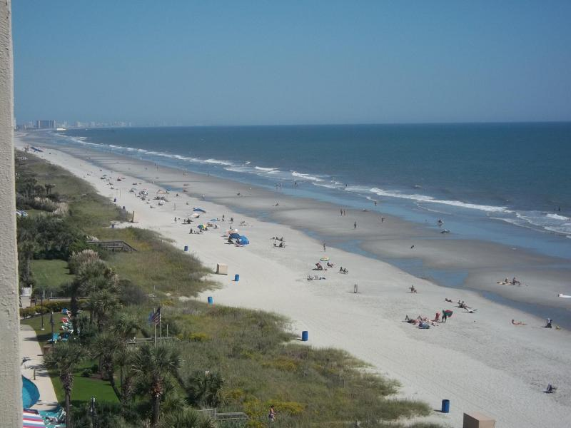 Oceanfront Condo with Amazing Views at Sand Dunes - Image 1 - Myrtle Beach - rentals