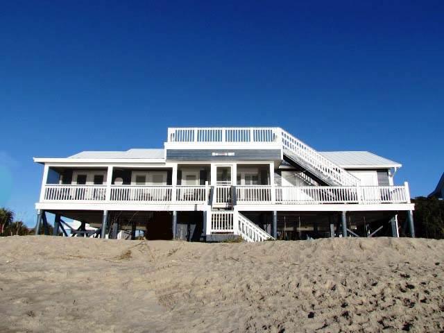 """142 Palmetto Blvd - """"Carolina Escape"""" - Image 1 - Edisto Beach - rentals"""