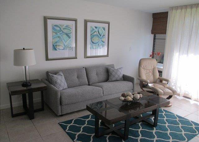 Living Room - Gardenia *** Available for 30 night rentals. Please call. - Kahuku - rentals