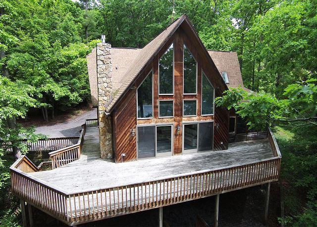 Gorgeous Lakefront Chalet - Moondance - Swanton - rentals