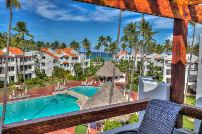 Stanza Mare 2 Bedroom Oceanview Apartment G406 - Image 1 - Punta Cana - rentals
